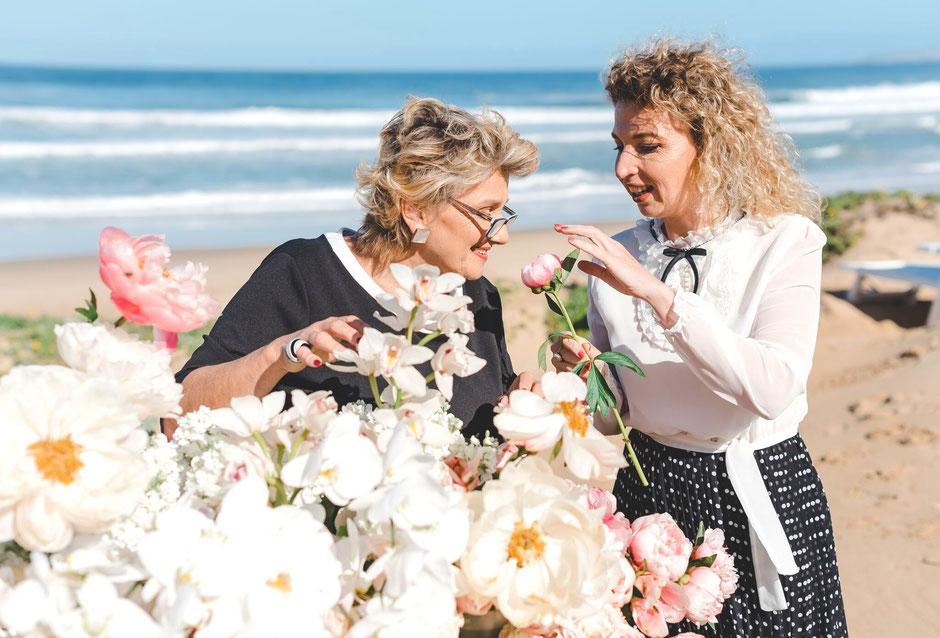 Elfie Bösinger & her mother Sylvia Bösinger