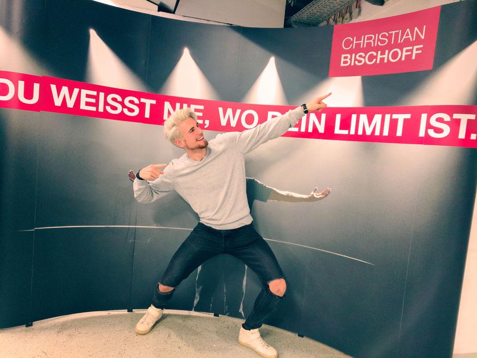 Philipp Sewing bei Christian Bischoffs Seminar