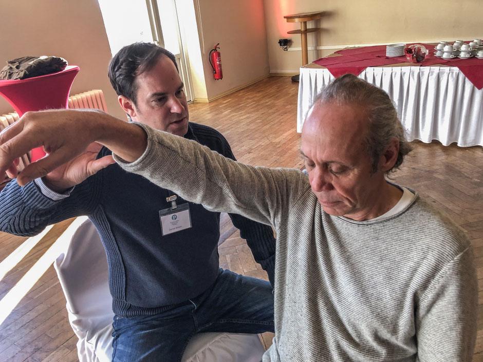 Daniel Simon Hypnose Armkatalepsie