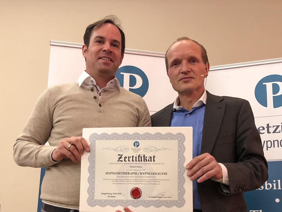 Daniel Simon - Dr. Norbert Preetz Hypnoanalyse