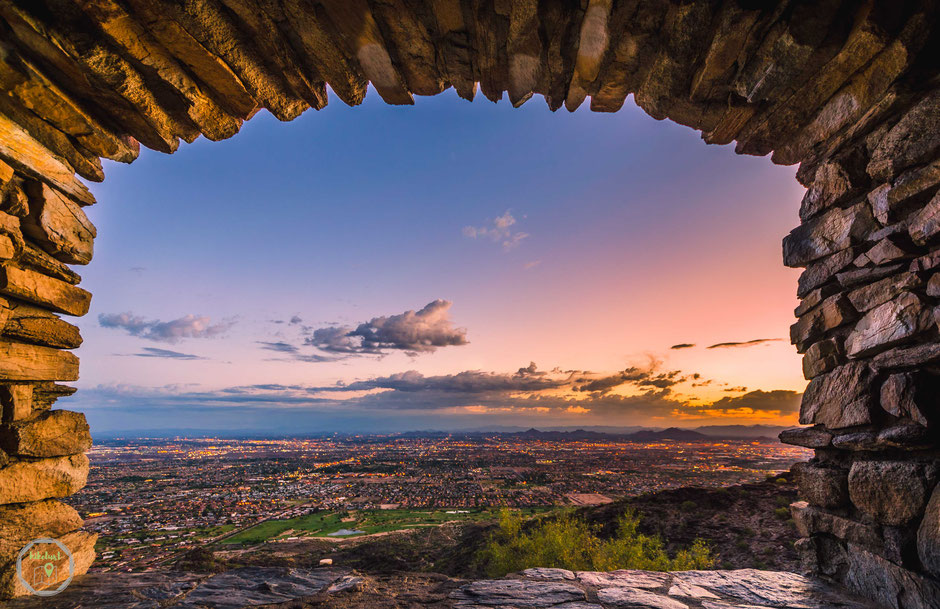 Dobbins Lookout Phoenix Arizona