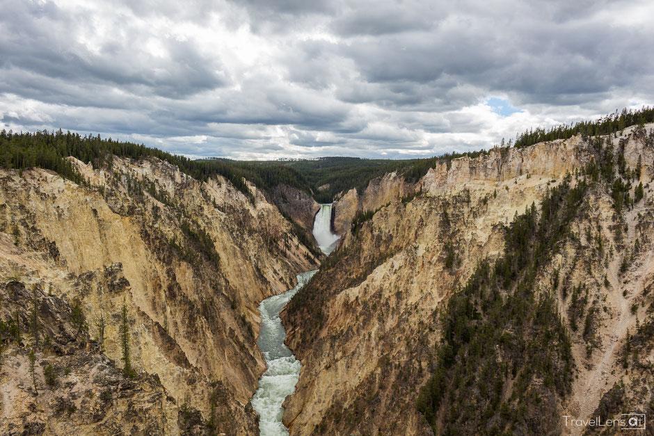 Übrigens: der Canyon ist für den Namen des Nationalparks verantwortlich.