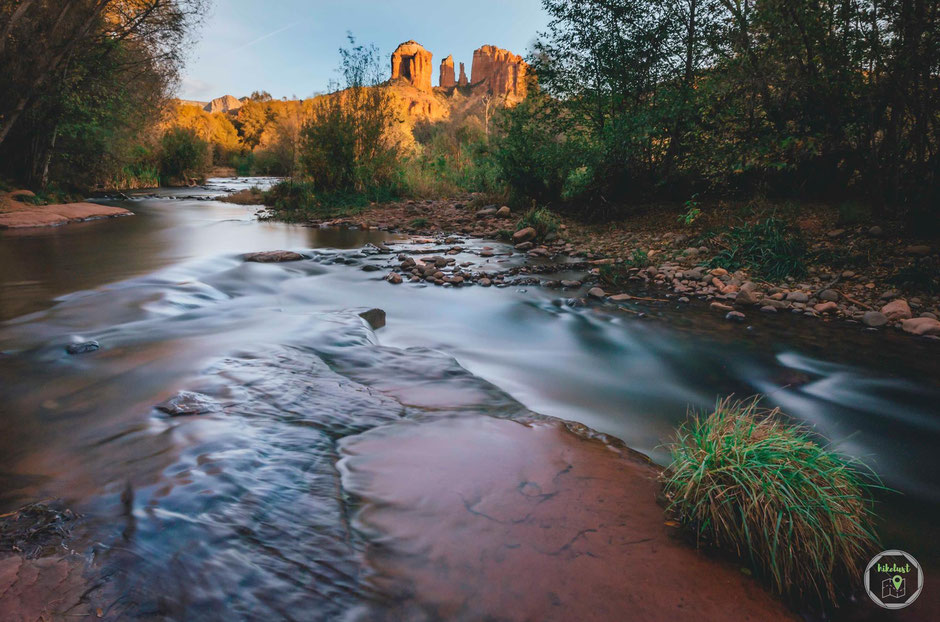 Sedona Arizona Oak Creek Cathedral Rock