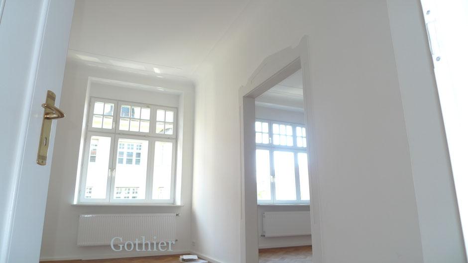Altbau-Wohnung in Schwabing kaufen