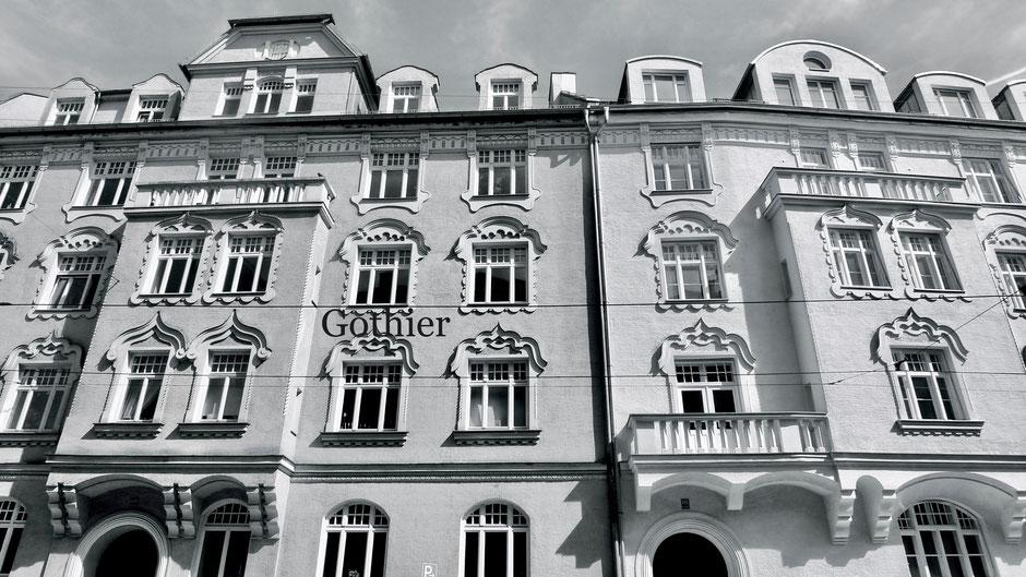Makler für Altbauwohnungen in München Zentrum Schwabing