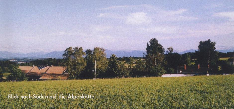 Villengrundstück mit Alpenblick im Münchner Süden