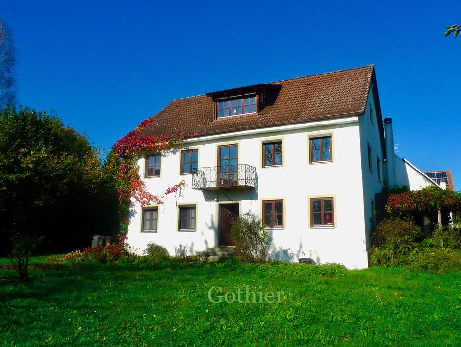 Altes Pfarrhaus in Bayern kaufen