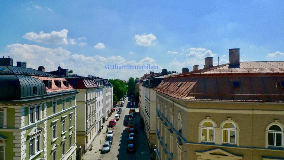 Altbauwohnung in München kaufen