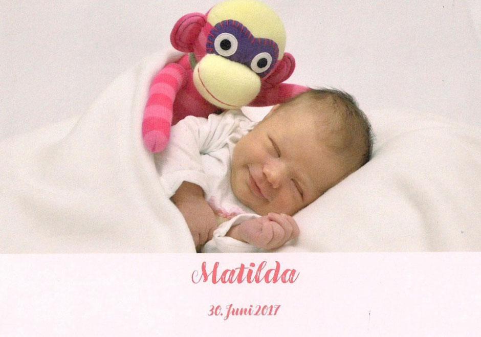 ... wenn aus Liebe Leben wird: Matilda