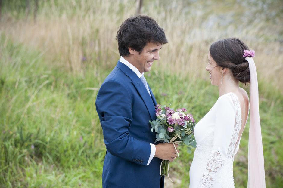 reportaje fotográfico de boda en Santander-
