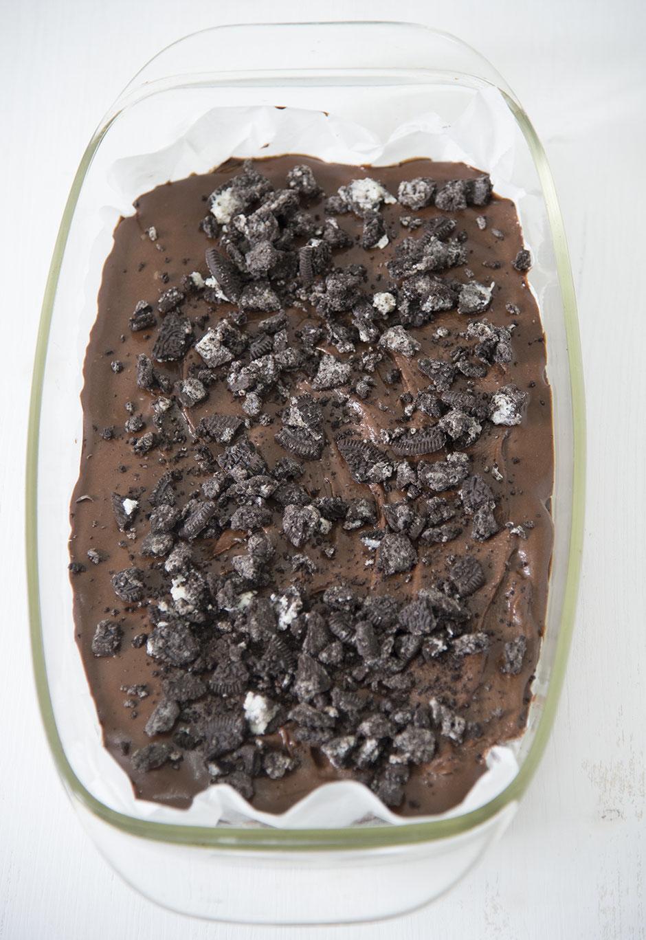 Slutty Brownies vegan