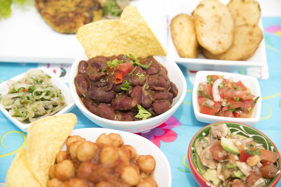 Veganes aus Lateinamerika
