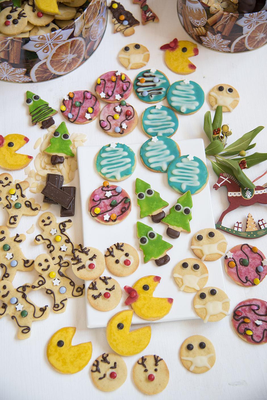 Vegane Kekse und Plätzchen