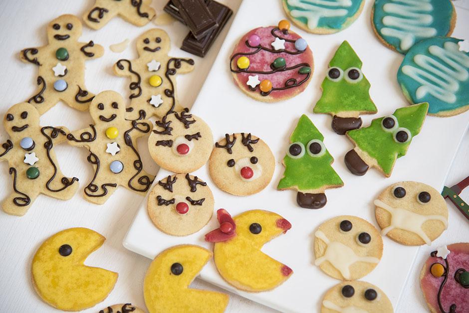 Vegane Plätzchen und Kekse