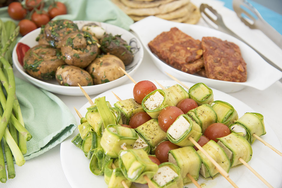 Veganes Barbecue
