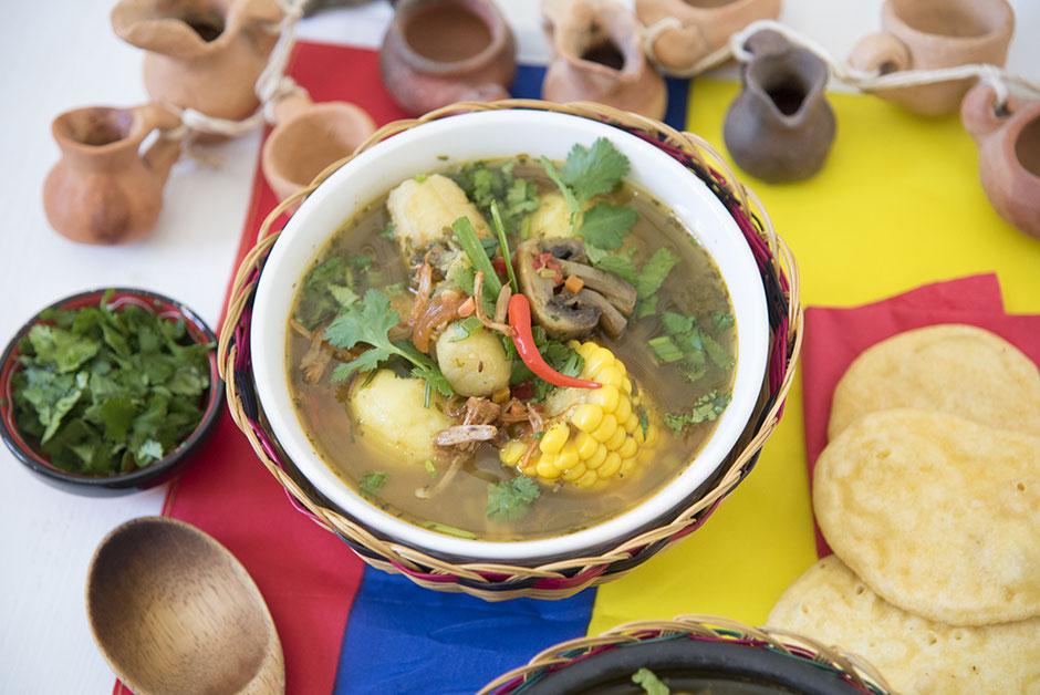 Sancocho de verde – Kolumbianischer Gemüseeintopf vegan