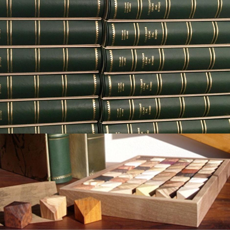 faux boxes books