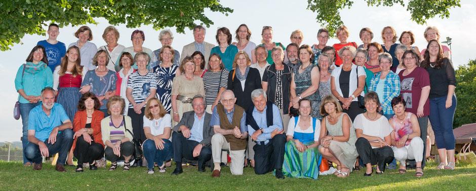 Das Team der Bücherei 2016 - Foto: Eckhard Heynen