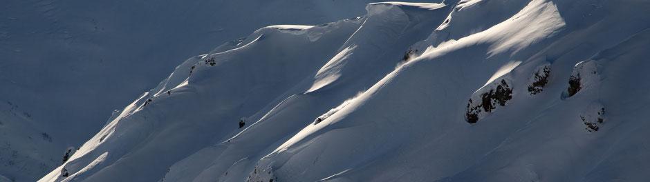 Big Mountain, Freeride, Catski