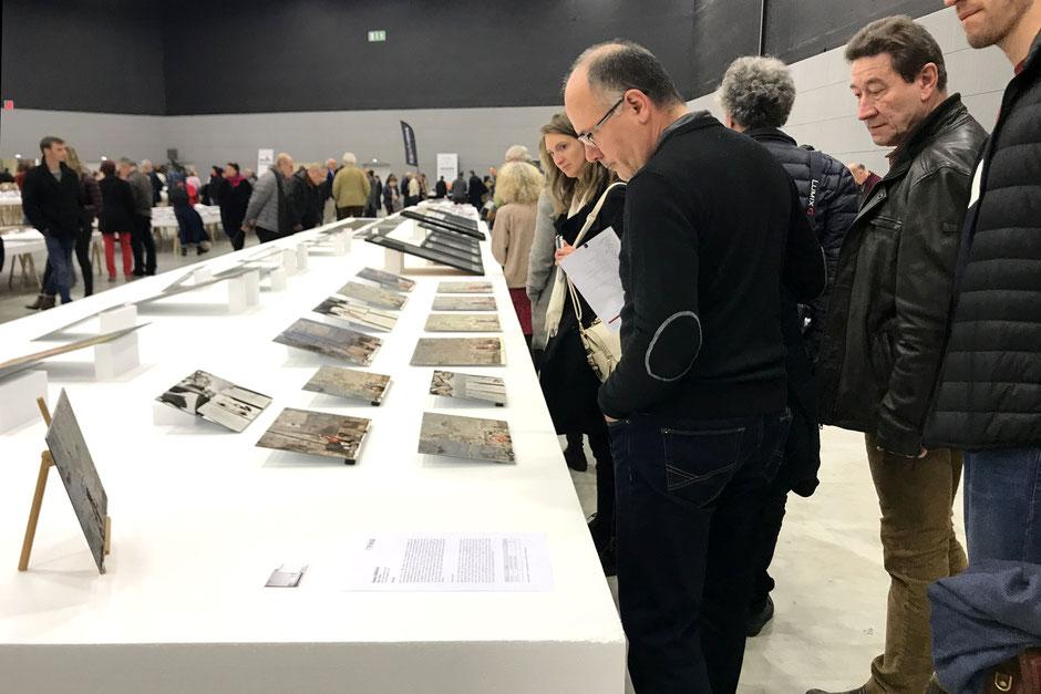 Vue de l'exposition lors des 9e Rendez-vous • Image à Strasbourg.