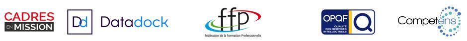 Formations pour savoir créer un site internet à Paris, Lyon, Bordeaux, Lille, Strasbourg, Nantes. Formations internet Datadock.