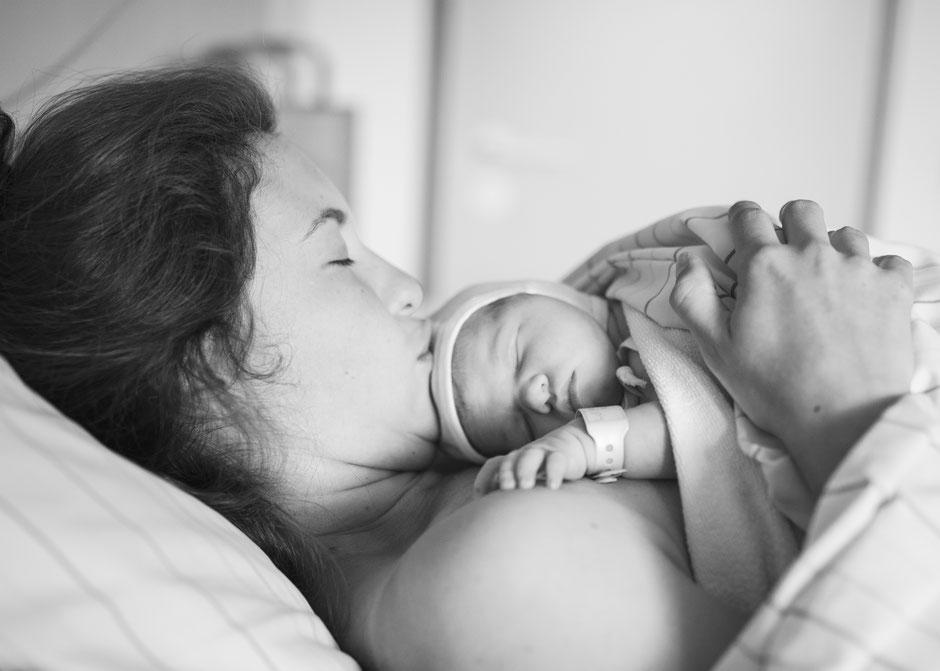Neugeborenenfotos Saarland