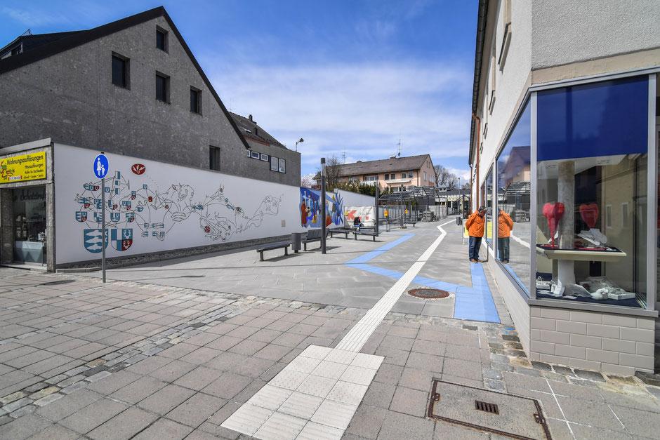 Die Ludwigpassage, Foto: Florian Miedl