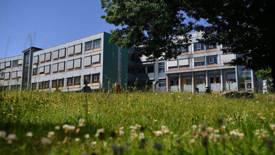Das Haus Selb des Klinikums Fichtelgebirge, Foto: Florian Miedl