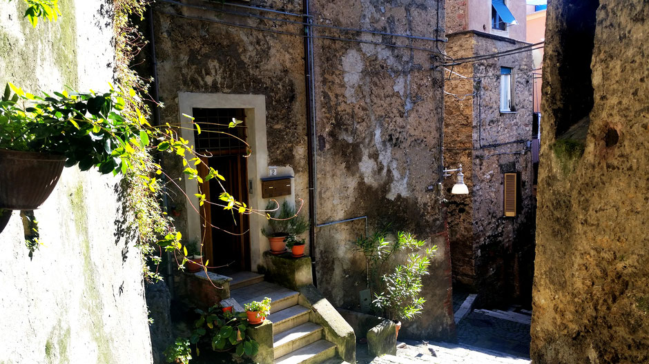 Subiaco, appartamento al centro storico di 100mq in vendita a € 100.000