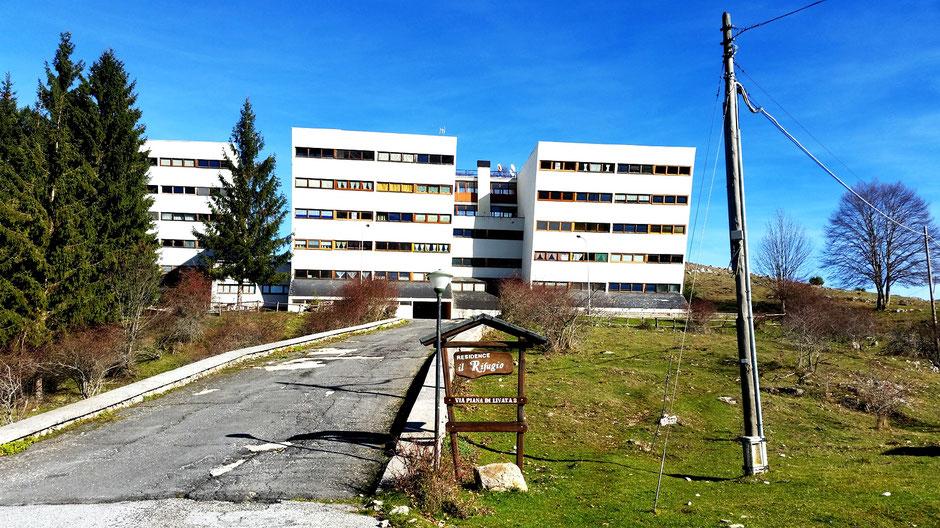 Hotel Italia Monte Livata Livata Rm