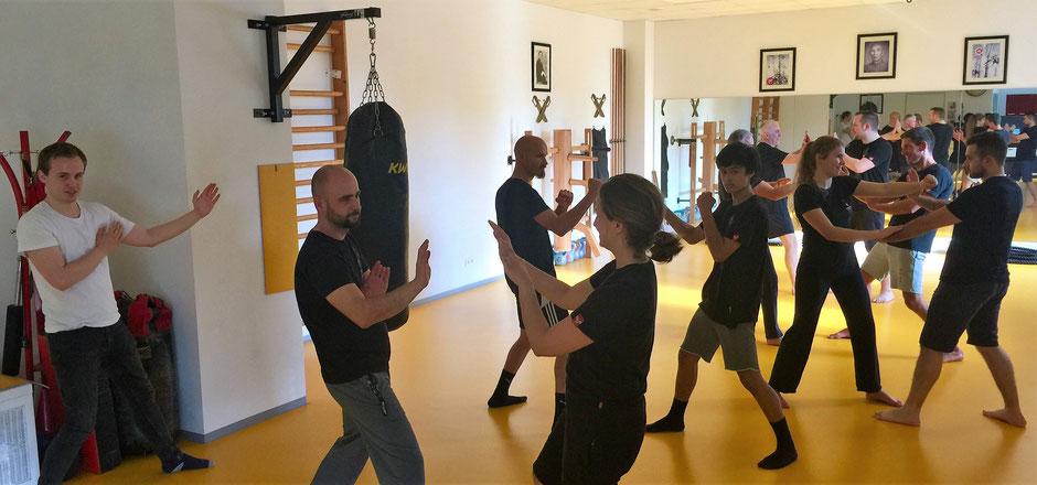 Wing Chun, Ving Tsun Kungfu in Sankt Pölten