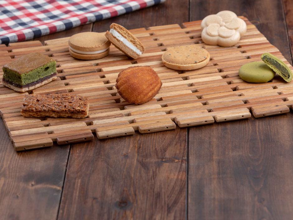 焼き菓子|大分県佐伯市のケーキ屋さん|クアンカドーネ