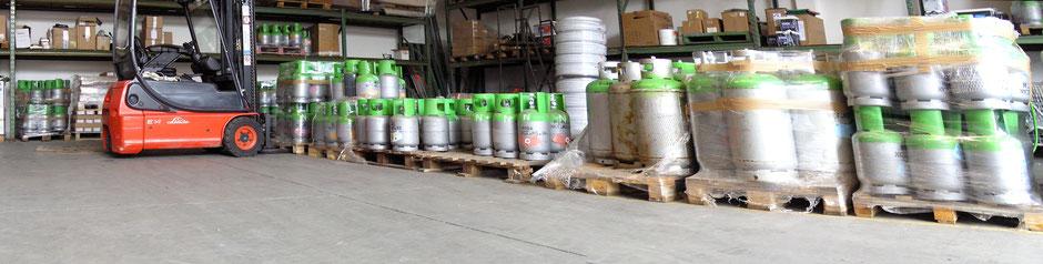 REA srl gas deposito refrigerante