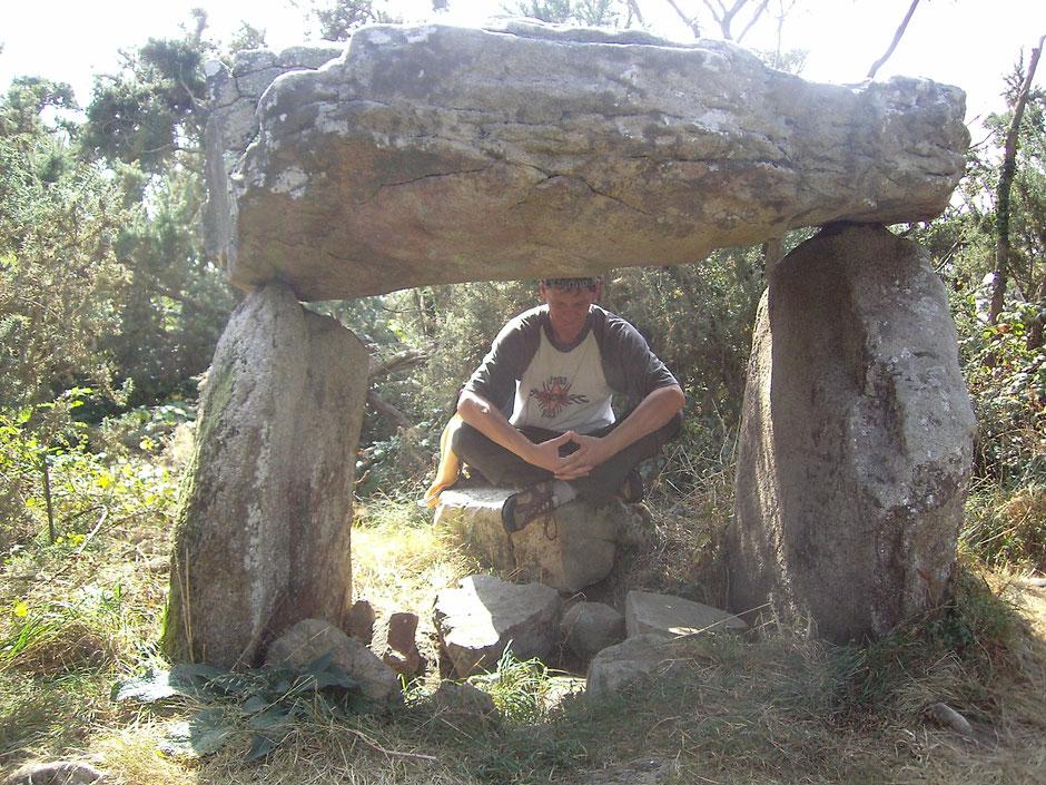 Carnac - Dolmen von Kerluir