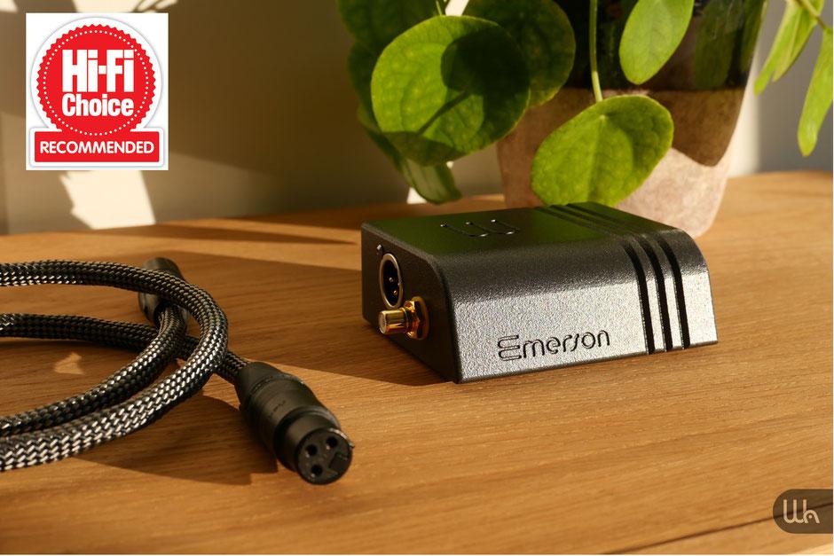 Wattson Audio - Streamer Emerson Digital