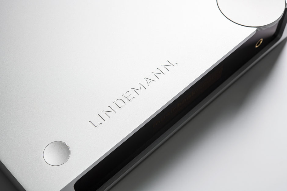 Lindemann Musicbook DAC Streamer lecteur réseau Rhapsodyhifi
