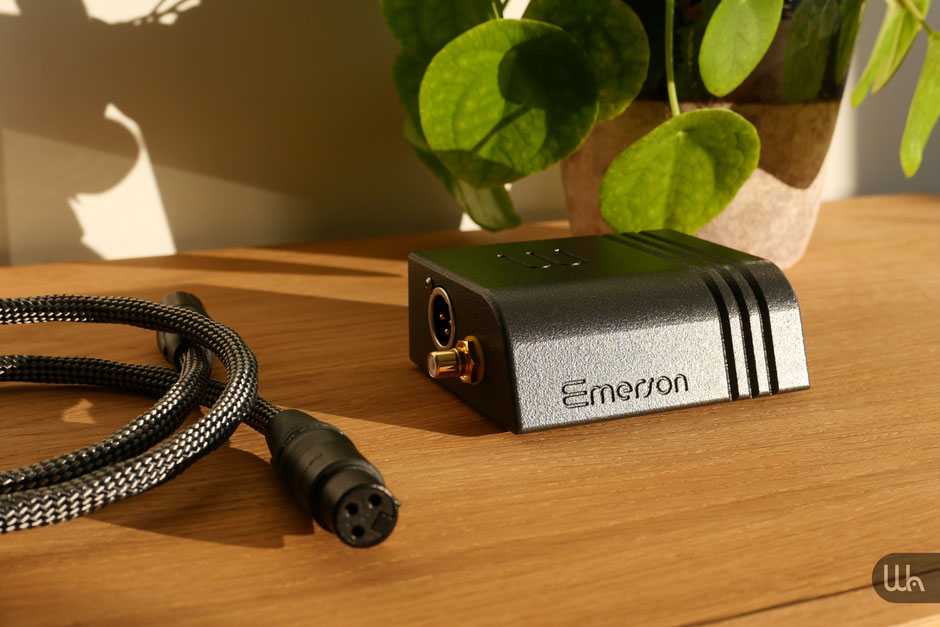 Wattson Audio - Emerson Digital Audio Streamer