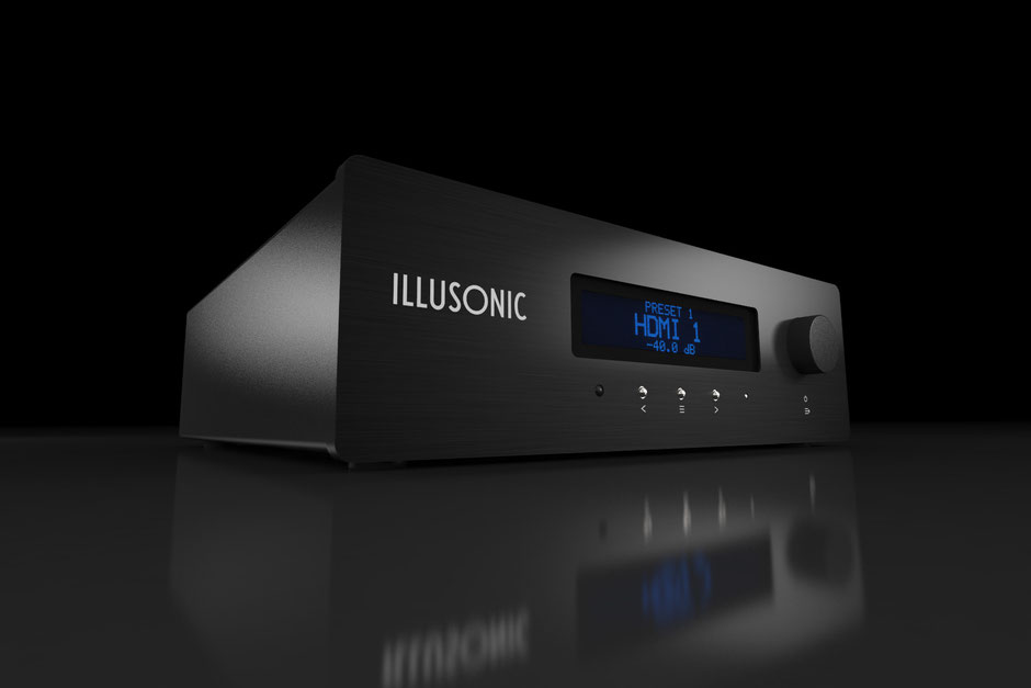IAP Illusonic Audio Processor at RhapsodyHifi