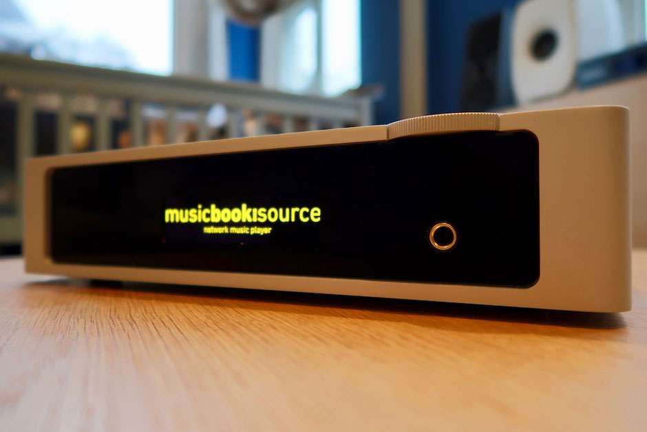 Lindemann Musicbook Source - Streamer - Préamplificateur - Casque - DAC