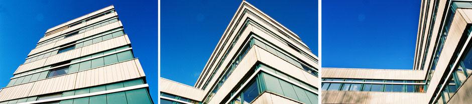 Berlin Mariendorf Gesundheitsamt Fassade - Behörde Rathausstrasse