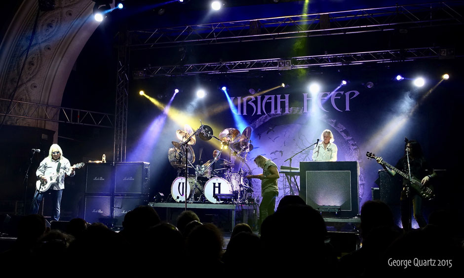 "Uriah Heep's ""Rock the House Tour"""