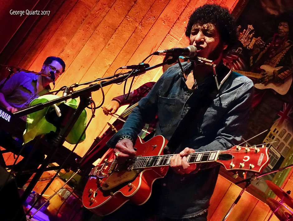 Mungo Jerry 2017 live at the Blues Garage in Hannover