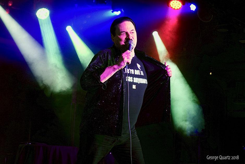 Giants of Rock 2018, Toto lead singer