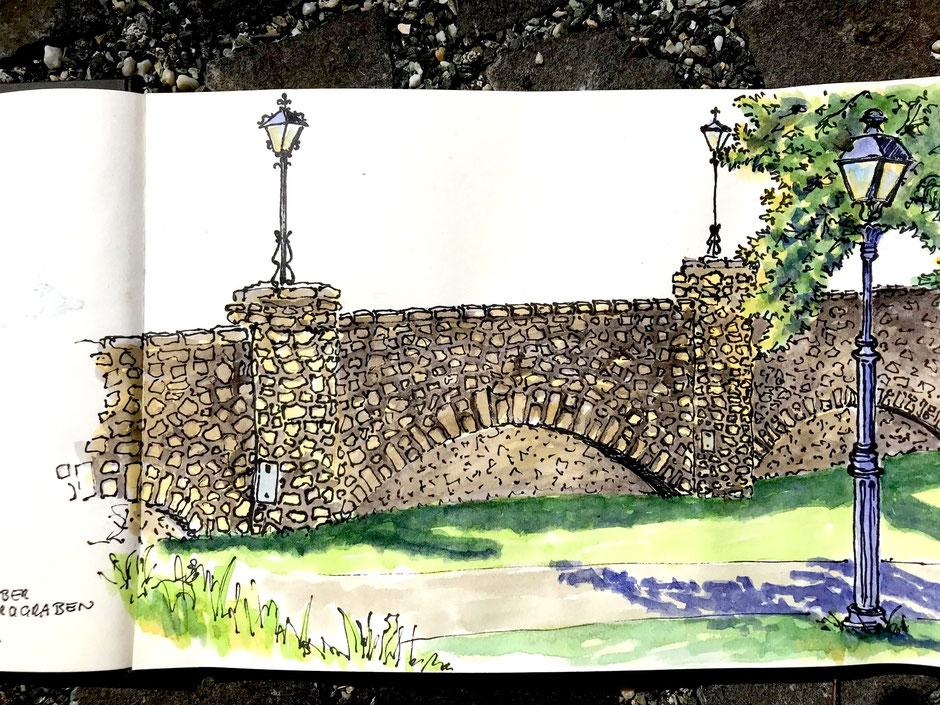 Birgit Lippeck Brücke in Kopuvar