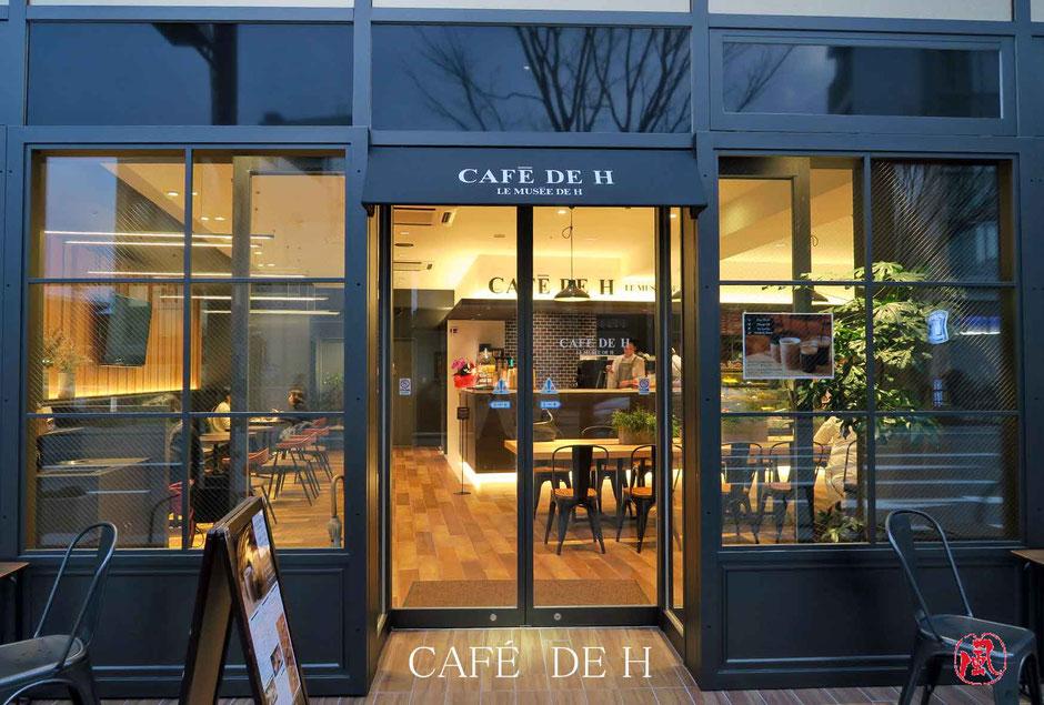 CAFÉ DE H 金沢香林坊