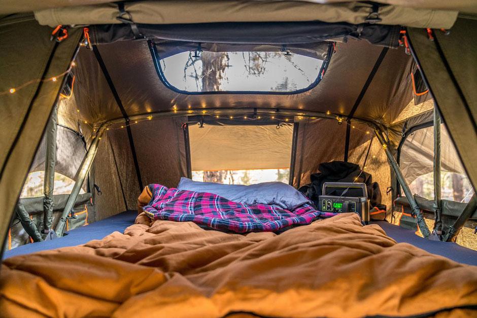 Neuheit, Goal Zero 500X Powerstation, perfekt für dein Dachzelt / Reisefahrzeug