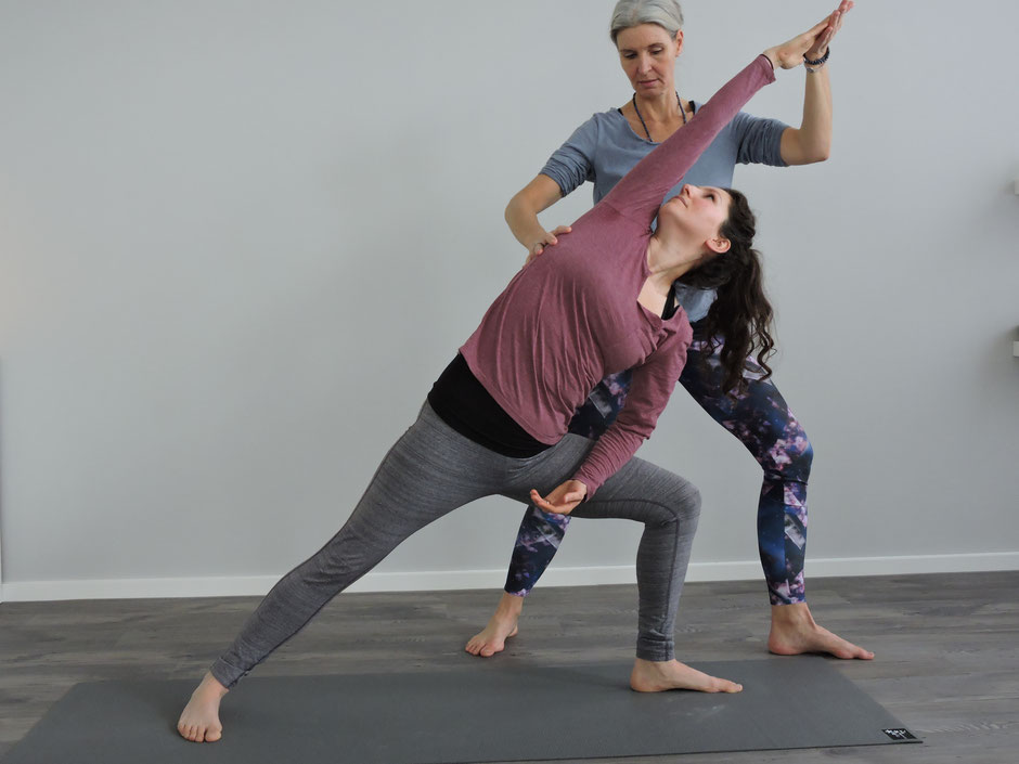 Dein-Bewegungs-Impuls Yogatherapie