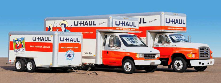 u haul customer service number