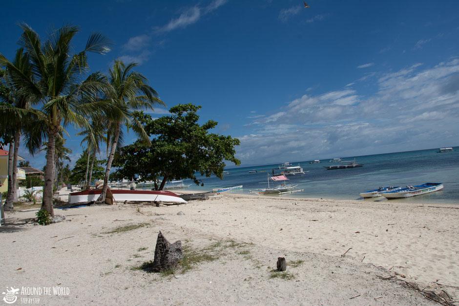 Malapascua_Bounty Beach |aroundtheworldstepbystep.com