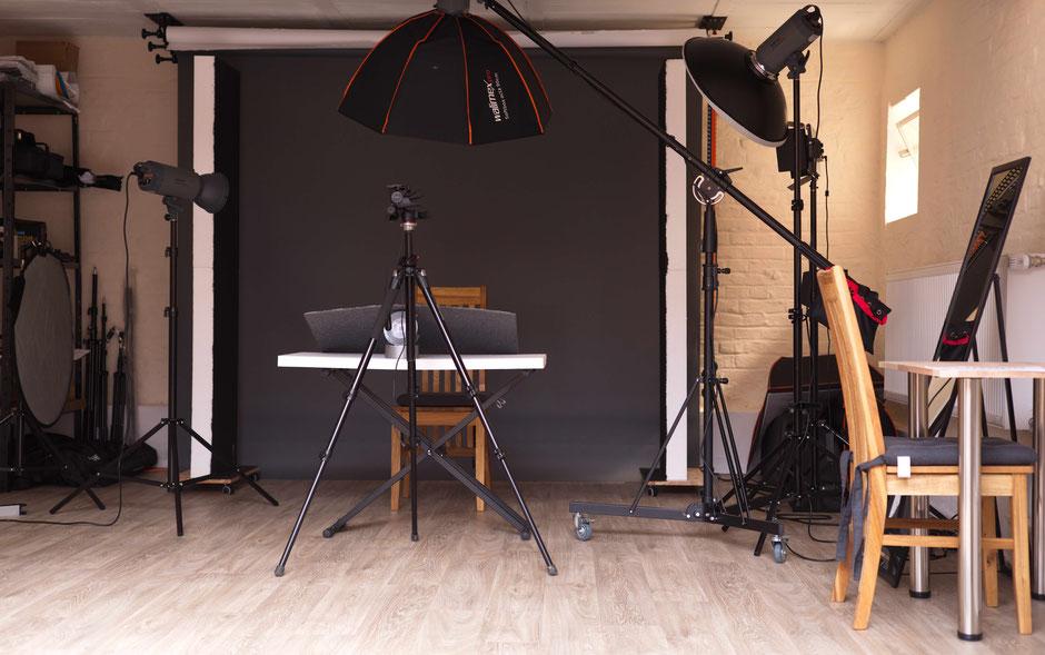 Ein Blick in mein Studio